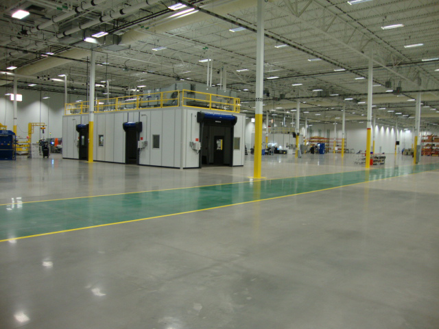 Manufacturing Clean Rooms