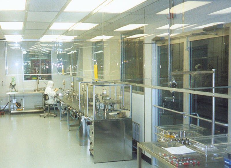 Cleanroom design engineering precision cleanrooms for Clean room design qualification