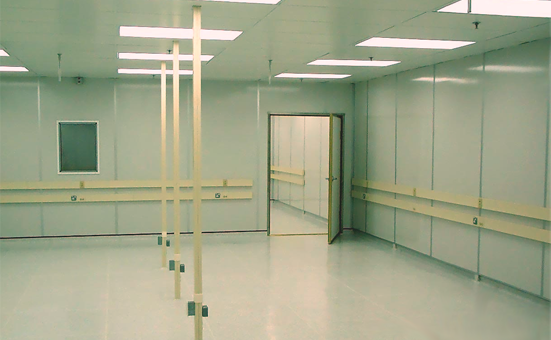 Electronics Modular Cleanroom