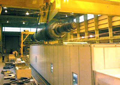 Alstom Industrial Modular Cleanroom