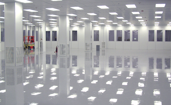 Industrial Manufacturing Cleanroom