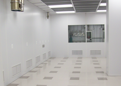 Nanotechnology Lithography Cleanroom