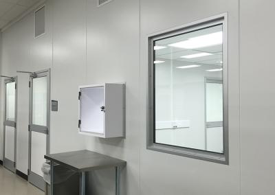 Hospital Pharmacy Cleanroom