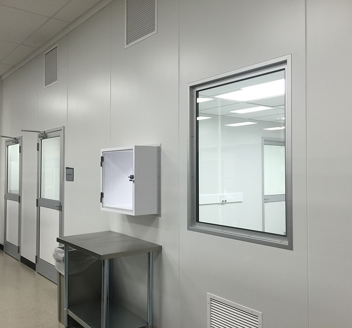 Hospital Pharmacy Cleanroom