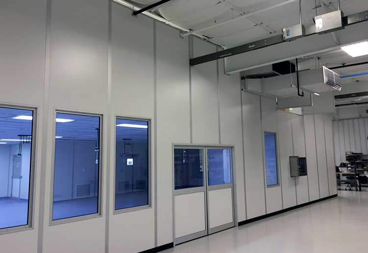 Sterile Packaging Cleanroom Precision Cleanrooms