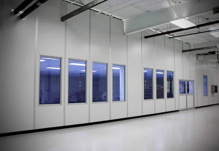 medical device sterile packaging cleanroom