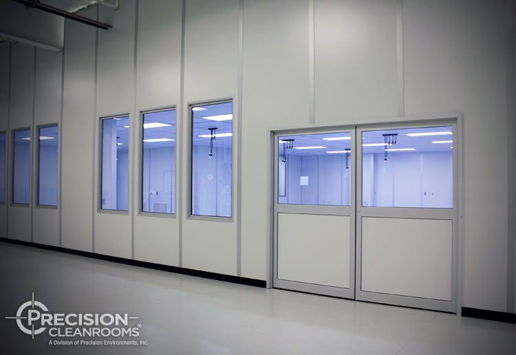 Clean Room Medical Devices Turnkey Design & Construction