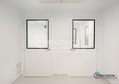 ISO 8 Clean Room Design