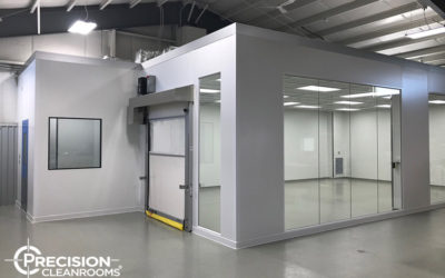 Bio-Pharmaceutical Cleanroom Facility