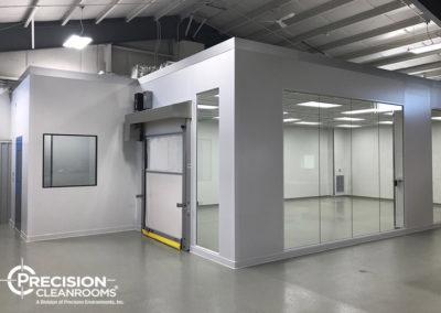 Bio-Pharmaceutical Cleanroom Facility