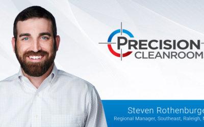 Steven Rothenburger Named Regional Manager